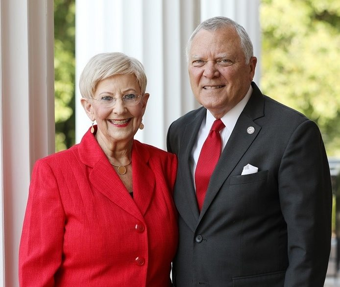 Gov. and Mrs. Deal